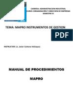 09.  MAPRO