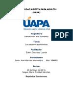 UNIDAD III Los Sectores Economicos
