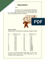 Bridge Statistics