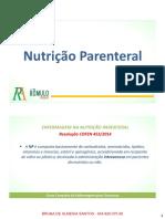 Slides Do Vídeo - Revisão de Nutrição Parenteral