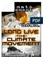 The Climate Movement is Dead