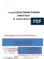 TERAPI CAIRAN DALAM PRAKTEK SEHARI-HARI OLEH dr.SUMARA NIMAN,Sp.An.pptx