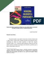 JUCIELE_DIAS-História das Ideias Linguísticas no Brasil- por uma reflexão sobre o movimento de edição do objeto histórico compêndio gramatical