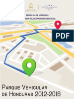 Parque Vehicular 2012-2016