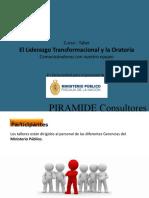Programa Taller de Liderazgo y Oratoria