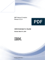 IBM Netezza Analytics Administrators Guide-3.2.2