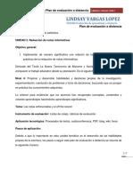 VARGASLIN_ Plan de Evaluación a Distancia