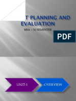 PROJECT PLANNING AND EVALUATION.pptx