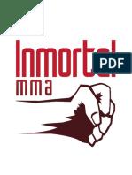Manual Inmortal mma (proyecto estudiantil)