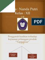 Nanda Powerpoin