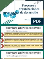 #4 Procesos y Organ. de Desarrollo
