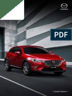 Mazda CX - 3 Design & Features