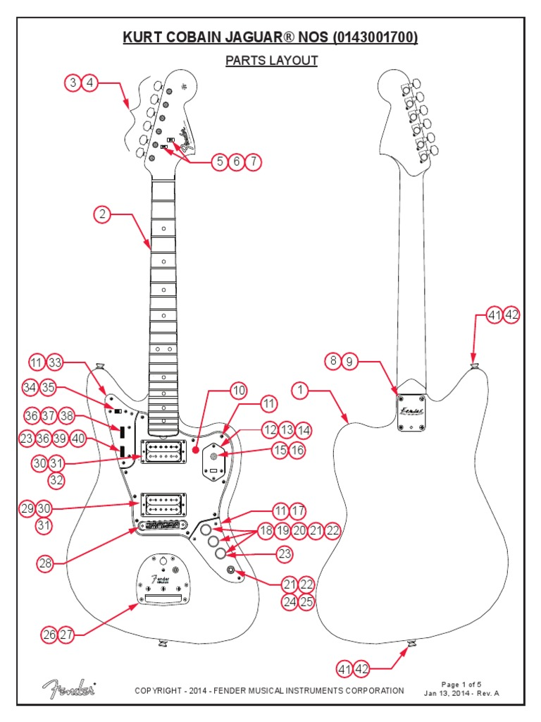 kurt cobain fender jaguar wiring wiring diagram home Kurt Cobain Style