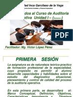 Auditoria Operativa Unidad I - Semana 1.ppt