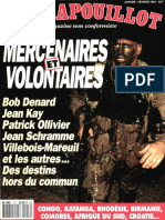 Histoires de Mercenaires 1960 -1967