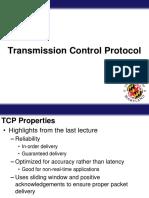 TRNSMISSSION CONTROL PROTOCOLS