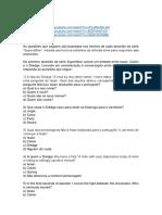Lista de Exercícios Info 3 e 5