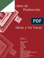 Libro de Producción (proyecto estudiantil)