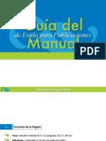 Manual de Estilo APA 2016