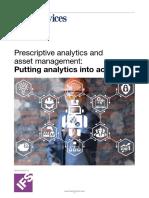 Putting Analytics Into Action