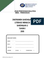 1. INSTRUMEN LITERASI MENULIS SARINGAN 2_TAHUN 1 2015.pdf