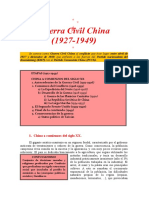 Guerra Civil China 2012