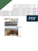 Perhitungan Berat Besi&Baja