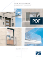 ArCHiteCturAl GlAss Balustrade Handrail Fixing System Catalogue