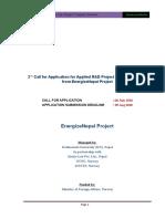 ENEP-RENPII-ProjectApplicationCallDocument2018