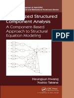 (Chapman & Hall_CRC Statistics in the Social and Behavioral Sciences) Heungsun Hwang, Yoshio Takane-Generalized Structured Component Analysis_ a Component-Based Approach to Structural Equation Modelin