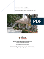 Study Report on Retirement Homes in India- Copyright