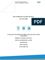 Avarias de Mangueiras de Freio aplicadas em vagões cargueiros.pdf