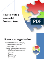 Business Case _Steve Davidson
