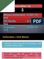 Kelompok VIII_Meter AC