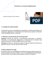 Caracterización – Grupo a e B - Paralelo I
