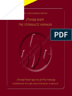 Sample Preview for Media - The Steinsaltz Humash