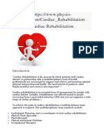 Cardiac Rehabilitation.docx