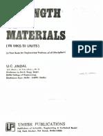 STRENGTH OF MATERIAL BY U C JINDAL.pdf