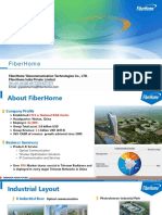 01. FiberHome Introduction (07.12.2015)