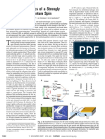 Science 1520, 2 Gigahertz Dynamics of Strong Driven Single Quantum Spin.pdf