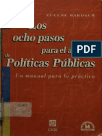 LOS OCHO PASOS PARA EL ANALISIS DE POLITICAS PUBLICAS.pdf