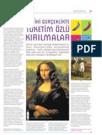 Tarihi Gerceklikte Tuketim Ozlu Kirilmalar - Banu Pekol