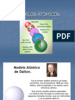 3 Modelos atómicos