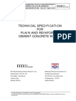 Appendix B - Technical Specification for Plain & Reinforced concrete works.pdf