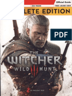 The Witcher 3 Wild Hunt Complete Edition Prima Official Guide