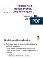 4 Nucleic Acid Hybridization