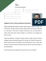 Reading Barack Obama
