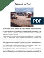 Catatumbo en Paz
