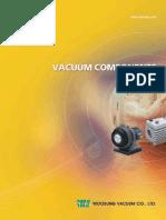 Woosung_catalogue Vaccum Pumps