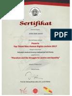 sertifikat intan